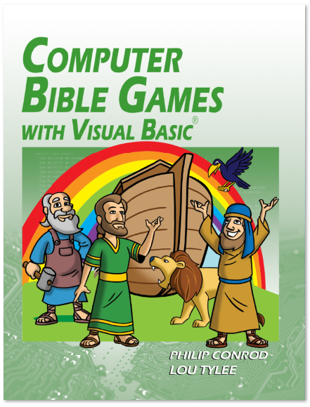Computer Bible Games with Visual Basic - 2019 Edition By